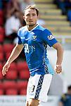 St Johnstone FC Season 2018-19…  McDiarmid Park    <br />Chris Kane<br />Picture by Graeme Hart. <br />Copyright Perthshire Picture Agency<br />Tel: 01738 623350  Mobile: 07990 594431