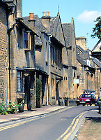 Chipping Campden: High Street. Gloucestershire. Photo '05.