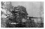 Frederick Stone negative. Savin Rock Old Observatory.
