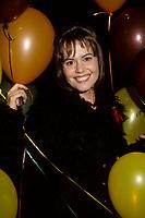 FILE -<br /> Patricia Paquin<br /> circa 1997<br /> <br /> PHOTO  : Pierre Roussel - Agence Quebec Presse