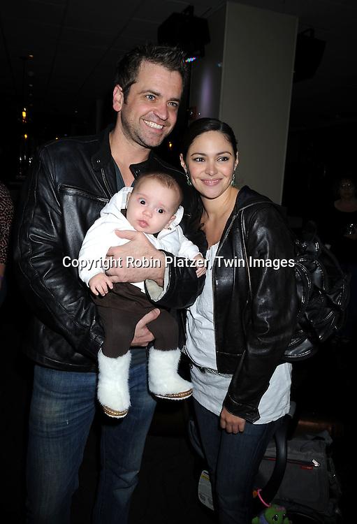 Jessica Leccia, Brian Malloy and daughter Ivy