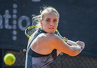 Rotterdam, Netherlands, August 22, 2017, Rotterdam Open, Isolde de Jong (NED)<br /> Photo: Tennisimages/Henk Koster