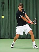11-03-11, Tennis, Rotterdam, NOJK,  Moos Sporken