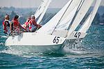Bow n: 65, Skipper: Ueli Ammann, Crew: Christian Hehl, Sail n: SUI 7167 <br /> Bow n: 49, Skipper: Daniel Wyss, Crew: Urs Jossl, Sail n: SUI 8329