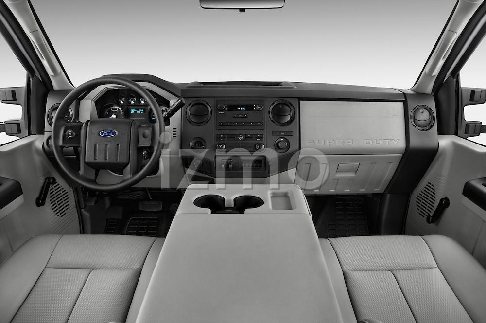 2013 Ford F-450 XLT Super Duty Crew Cab Truck