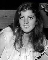 Caroline Kennedy 1978<br /> Photo By Adam Scull/PHOTOlink.net