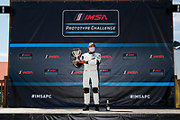 LMP3 2 Bronze Winner #24: Sean Creech Motorsport Ligier JS P3, P3-2: Francesco Melandri, Lance Willsey