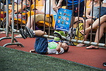 Aston Villa vs Wellington Phoenix during the Main tournament of the HKFC Citi Soccer Sevens on 22 May 2016 in the Hong Kong Footbal Club, Hong Kong, China. Photo by Li Man Yuen / Power Sport Images