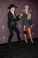 Jon Pardi, Summer Duncan Pardi attend the 2021 CMT Artist of the Year on October 13, 2021 in Nashville, Tennessee. Photo: Ed Rode/imageSPACE/MediaPunch