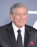 Tony Bennett attends The 54th Annual GRAMMY Awards held at The Staples Center in Los Angeles, California on February 12,2012                                                                               © 2012 DVS / Hollywood Press Agency
