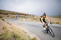 Sepp Kuss (USA/Jumbo-Visma) coming down the Port de Balès (HC climb)<br /> <br /> Stage 8 from Cazères to Loudenvielle (141km)<br /> <br /> 107th Tour de France 2020 (2.UWT)<br /> (the 'postponed edition' held in september)<br /> <br /> ©kramon