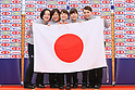 Curling : Play-off to decide Japan team 2018 PyeongChang Winter Olympics