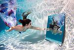 Alexandra's Underwater session
