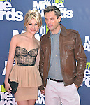 Stephen Colletti and Chelsea Kane Staub at 2011 MTV Movie Awards held at Gibson Ampitheatre in Universal City, California on June 05,2011                                                                               © 2011 Hollywood Press Agency