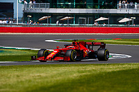 16 LECLERC Charles (mco), Scuderia Ferrari SF21, action during the Formula 1 Pirelli British Grand Prix 2021, 10th round of the 2021 FIA Formula One World Championship from July 16 to 18, 2021 on the Silverstone Circuit, in Silverstone, United Kingdom - <br /> Formula 1 GP Great Britain Silverstone 16/07/2021<br /> Photo DPPI/Panoramic/Insidefoto <br /> ITALY ONLY