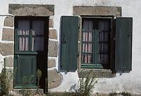 Europe/France/Bretagne/56/Morbihan/Baie de Plouharnel: Maison sur le port ostréicole