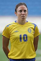 MAR 15, 2006: Faro, Portugal:  Hanna Ljungberg