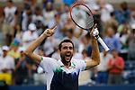 Cilic beats Federer during US Open 2014 tennis Tournament