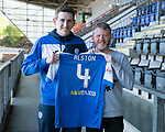 St Johnstone Players Sponsors Night…10.05.18<br />Blair Alston and Colin McCredie<br />Picture by Graeme Hart.<br />Copyright Perthshire Picture Agency<br />Tel: 01738 623350  Mobile: 07990 594431
