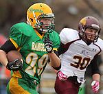DeSmet at Hill City (SD) Football playoffs