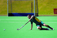 Action from the men's premier one Wellington Hockey match between Victoria University and Northern United at National Hockey Stadium in Wellington, New Zealand on Saturday, 12 September 2020. Photo: Dave Lintott / lintottphoto.co.nz