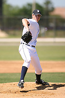 March 21st 2008:  Jon Kibler of the Detroit Tigers minor league system during Spring Training at Tiger Town in Lakeland, FL.  Photo by:  Mike Janes/Four Seam Images