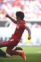 Football/Soccer: Bundesliga Match - VfB Stuttgart 0-2 1. FC Koln