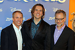 'Zootropolis' Barcelona Premiere.<br /> Photocall.<br /> Clark Spencer, Byron Howard & Rich Moore.