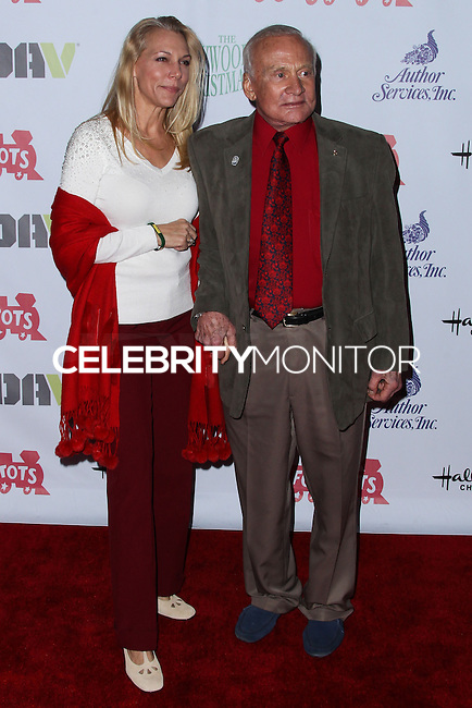 HOLLYWOOD, CA - DECEMBER 01: Buzz Aldrin arriving at the 82nd Annual Hollywood Christmas Parade held at Hollywood Boulevard on December 1, 2013 in Hollywood, California. (Photo by Xavier Collin/Celebrity Monitor)
