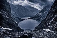 Tatra Mountains National Park in Poland