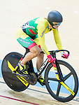 Simona Krupeckaite of Lithuania competes in the Women's Keirin - 1st Round during the 2017 UCI Track Cycling World Championships on 16 April 2017, in Hong Kong Velodrome, Hong Kong, China. Photo by Chris Wong / Power Sport Images