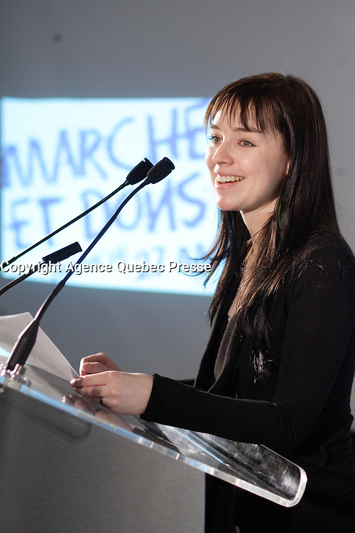 Montreal (QC) CANADA, April 3 , 2007<br />  l'auteure-compositeur-interprète, comédienne et porte-parole provinciale<br />                             Madame Viviane Audet au<br /> lancement du premier projet de sensibilisation d'envergure provinciale<br />     la Marche de la mémoire RONA organisée par la Fédération québécoise des<br />                              sociétés Alzheimer. en présence de<br />     l'auteure-compositeur-interprète, comédienne et porte-parole provinciale<br />                             Madame Viviane Audet,<br />     Monsieur Bruno Labrie (ex-académicien, auteur-compositeur-interprète),<br />                  Madame Joe Bocan (chanteuse et comédienne),<br />                      Monsieur Emmanuel Auger (comédien),<br />     Monsieur Michel Dumont, directeur artistique de la Compagnie Jean Duceppe<br />                depuis 1991, figure de proue du milieu culturel<br />       ainsi que de nombreuses personnalités du milieu artistique et des<br />                                   affaires.<br /> <br /> <br /> <br /> <br /> <br /> photo (c)  Pierre Roussel - Images Distribution