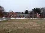 OXFORD, CT - 26 December 2013 - 122613QL01 - Oxford Center School on Route 67 in Oxford. Quannah Leonard Republican-American