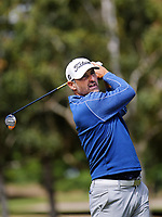 Michael Hendry. Day one of the Jennian Homes Charles Tour / Brian Green Property Group New Zealand Super 6's at Manawatu Golf Club in Palmerston North, New Zealand on Thursday, 5 March 2020. Photo: Dave Lintott / lintottphoto.co.nz