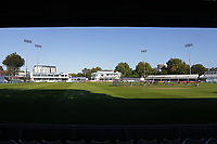 General view of the ground ahead of Essex CCC vs Surrey CCC, Specsavers County Championship Division 1 Cricket at The Cloudfm County Ground on 18th September 2019