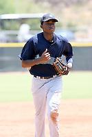 Jarrett Burgess / AZL Mariners..Photo by:  Bill Mitchell/Four Seam Images