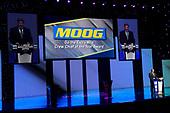 MOOG Go the Extra Mile Crew Chief of the Year Award: Adam Stevens, crew chief No. 18 Joe Gibbs Racing team