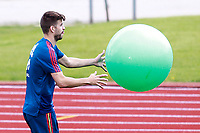 Spain's Gerard Pique during training session. June 5,2018.(ALTERPHOTOS/Acero) /NortePhoto.com NORTEPHOTOMEXICO