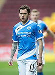 Motherwell v St Johnstone…18.03.17     SPFL    Fir Park<br />Danny Swanson<br />Picture by Graeme Hart.<br />Copyright Perthshire Picture Agency<br />Tel: 01738 623350  Mobile: 07990 594431