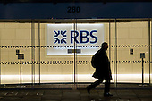 Royal Bank of Scotland offices in Bishopsgate, London.