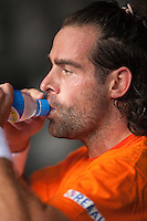 15-9-09, Netherlands,  Maastricht, Tennis, Daviscup Netherlands-France, Training, Raemon Sluiter