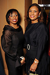 Honoree Phyllis Williams and Kathy Wells at the Houston Chronicle's Best Dressed announcement party at Neiman Marcus Wednesday Feb 01,2012. (Dave Rossman/For the Chronicle)