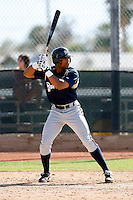 Derrick McPhearson - Milwaukee Brewers - 2009 spring training.Photo by:  Bill Mitchell/Four Seam Images