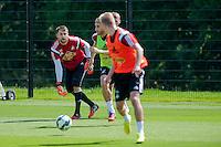 Thursday 24 July 2014<br /> Pictured: Lukasz Fabianski<br /> Re: Swansea City Training at Fairwood