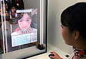 Panasonic Beauty Salon Ginza opening preview