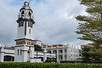 Ipoh, Malaysia.  Birch Memorial Clock Tower, 1909.