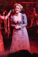 """Heidi Range<br /> in the musical of """"The War of the Worlds"""" at the Dominion Theatre, London.<br /> <br /> <br /> ©Ash Knotek  D3083 12/02/2016"""
