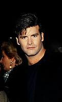 Montreal (Qc) CANADA - 1993 File Photo-<br /> <br /> Singer Roch Vosine <br /> <br /> -Photo (c)  Images Distribution