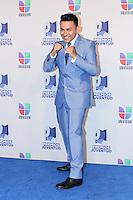 MIAMI, FL- July 19, 2012:  Frankie J backstage at the 2012 Premios Juventud at The Bank United Center in Miami, Florida. ©Majo Grossi/MediaPunch Inc. /*NORTEPHOTO.com* **SOLO*VENTA*EN*MEXICO** **CREDITO*OBLIGATORIO** *No*Venta*A*Terceros* *No*Sale*So*third* ***No*Se*Permite*Hacer Archivo***No*Sale*So*third*©Imagenes*