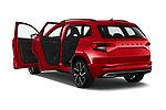 Car images of 2020 Skoda Karoq Sport-Line 5 Door SUV Doors